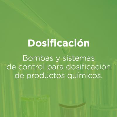 Dosificación A